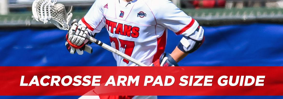 Guide to Lacrosse Arm & Elbow Pads