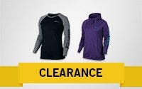 Clearance Women's Apparel