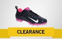 Clearance Women's & Girl's Cleats