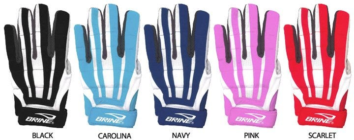 Brine Fire Women's Lacrosse Gloves
