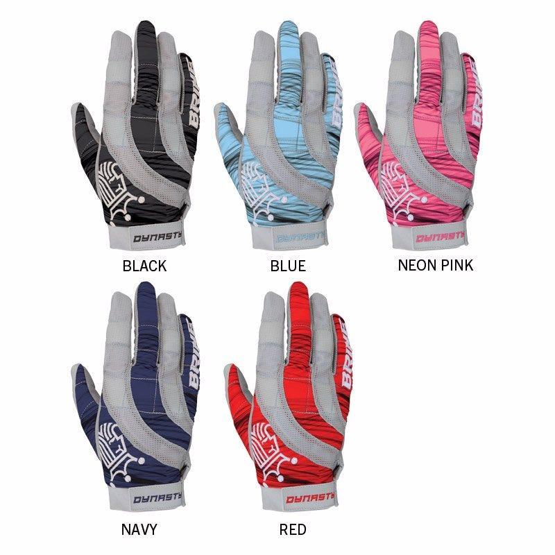 Brine Dynasty Women s Lacrosse Gloves 508281c34