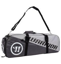 Warrior Black Hole S1 Shorty Gray Lacrosse Bag