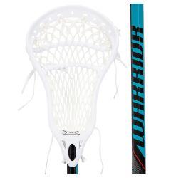 Warrior Mako Junior Complete Lacrosse Stick