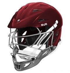 Warrior Evo Custom Lacrosse Helmet
