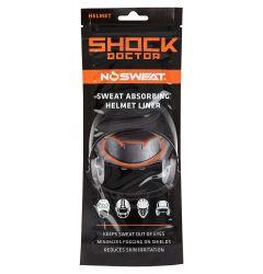 Shock Doctor NoSweat Helmet Sweat Liner - 12 Pack