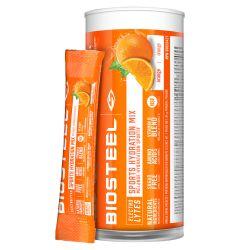 Biosteel Sports Hydration Mix Orange - 12ct