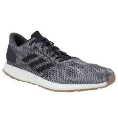 Adidas PureBoost DPR Men's Running Shoes - Black/White