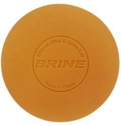 Brine Case of MLL Lacrosse Balls - 120 Balls