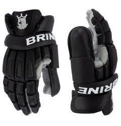 Brine King Elite Goalie Lacrosse Gloves