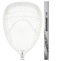 Brine Triumph Complete Goalie Lacrosse Stick