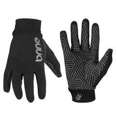 Brine Dynasty Fleece Women's Field Player Lacrosse Gloves - '18 Model