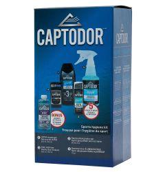 Captodor Sports Hygiene Kit