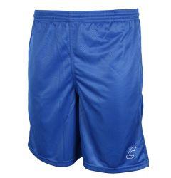 Combat Outline Senior Shorts - Royal/White