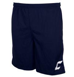 Combat Solid Senior Shorts - Navy/White