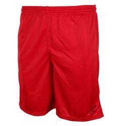 Combat Outline Senior Shorts - Red/Black