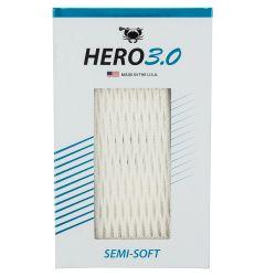 ECD Lacrosse Hero 3.0 Semi-Soft Mesh