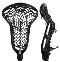 Epoch Purpose 15 Degree Pro Mesh Women's Strung Lacrosse Head