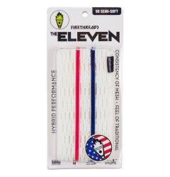Firethreads Eleven 9D Semi-Soft Limited Edition Lacrosse Mesh - USA