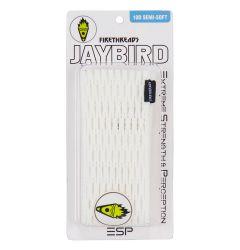 Firethreads Jaybird 10D Neo-Classic Lacrosse Mesh - White