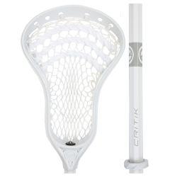 Maverik Critik Complete Lacrosse Complete Stick - '20 Model
