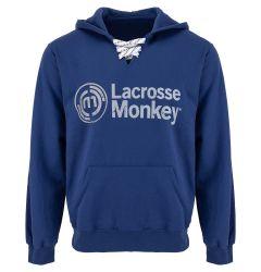 Lacrosse Monkey Skate Lace Senior Pullover Hoody