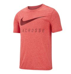 Nike Lacrosse Dri-Fit Men's Short Sleeve T-Shirt