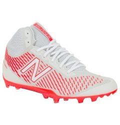New Balance Burn X Limited Edition Men's Lacrosse Cleats - Flame