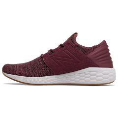 New Balance Fresh Foam Cruz v2 Knit Men's Running Shoes - Burgundy