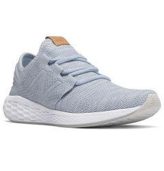 New Balance Fresh Foam Cruz v2 Knit Women's Running Shoes - Ice Blue