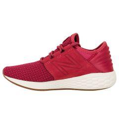 New Balance Fresh Foam Cruz v2 Nubuck Women's Running Shoes - Red