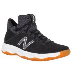 New Balance Freeze LX 2.0 Men's Box Lacrosse Cleats - Black/White