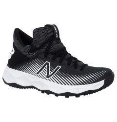 New Balance Freeze LX 2.0 Men's Lacrosse Turf Shoes - Black/White