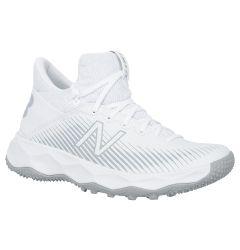 New Balance Freeze LX 2.0 Turf Men's Lacrosse Turf Shoes - White/Silver
