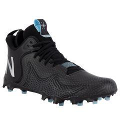 New Balance Freeze LX 3.0 Men's Lacrosse Cleats - Black/Gray
