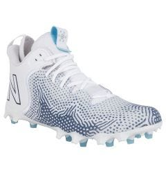 New Balance Freeze LX 3.0 Men's Lacrosse Cleats - White/Navy