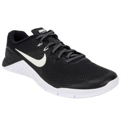 Nike Metcon 4 Men's Training Shoes - Black/White