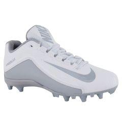 Nike Speedlax 5 Women's Lacrosse Cleats - White/Silver