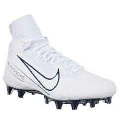 Nike Huarache 7 Elite Adult Lacrosse Cleats - White/Navy