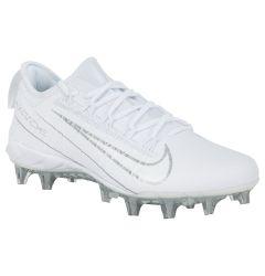 Nike Alpha Huarache 7 Pro Adult Lacrosse Cleats - White/Silver
