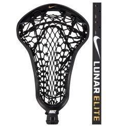 Nike Lunar Elite 3 Mesh Women's Complete Lacrosse Stick