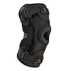 Shock Doctor Ultra Knee Support w/Bilateral Hinges
