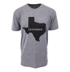 Smart Texas Lacrosse Youth Short Sleeve Tee Shirt