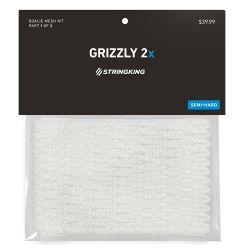 StringKing Grizzly 2 Goalie Mesh