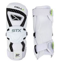 STX Cell 5 Lacrosse Arm Guards
