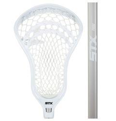 STX Stallion 300 Complete Attack Lacrosse Stick