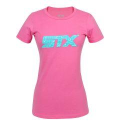 STX Bling Women's Short Sleeve Lacrosse Shirt