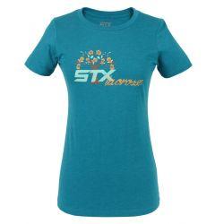 STX Girly Tree Women's Lacrosse Tee