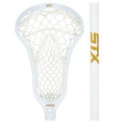 STX Crux Pro Elite Women's Complete Lacrosse Stick