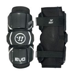 Warrior Evo Lacrosse Arm Pads