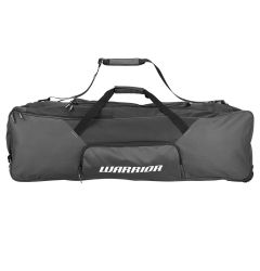 Warrior Black Hole Wheelie Lacrosse Equipment Bag